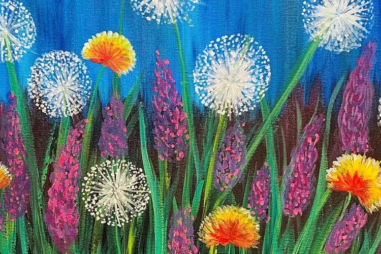 The Seed Digital Paint Classes