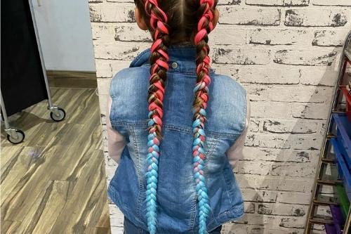 Mermaid Braids by Sirius Hair Design