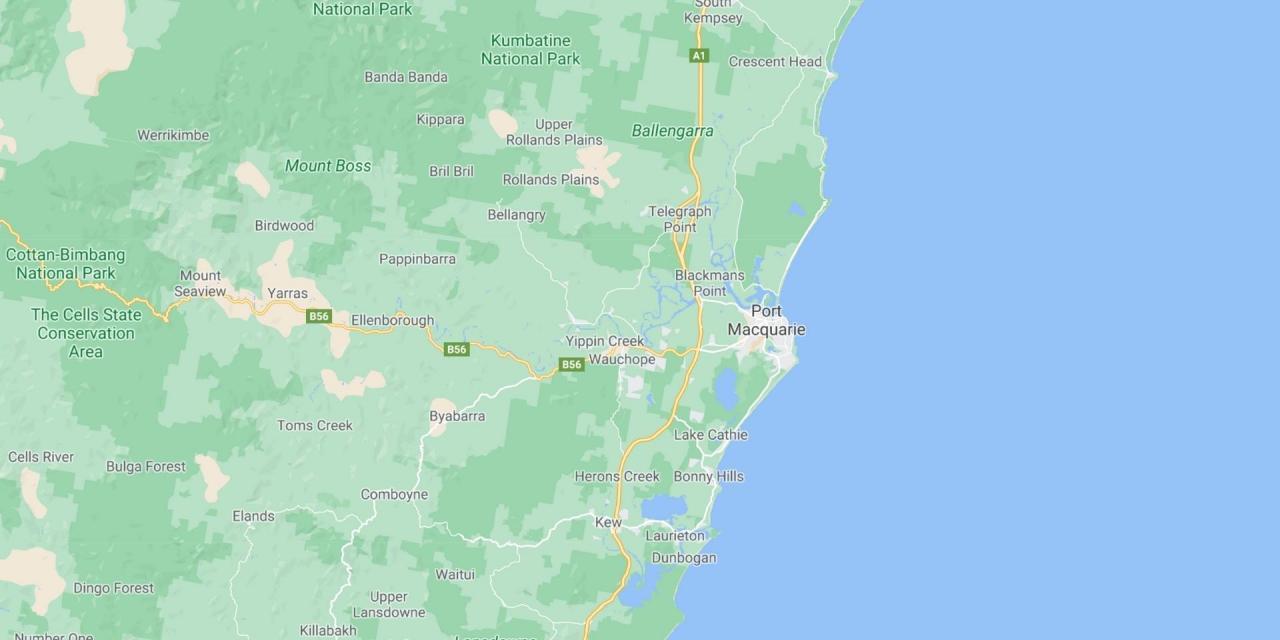 Towns & Villages