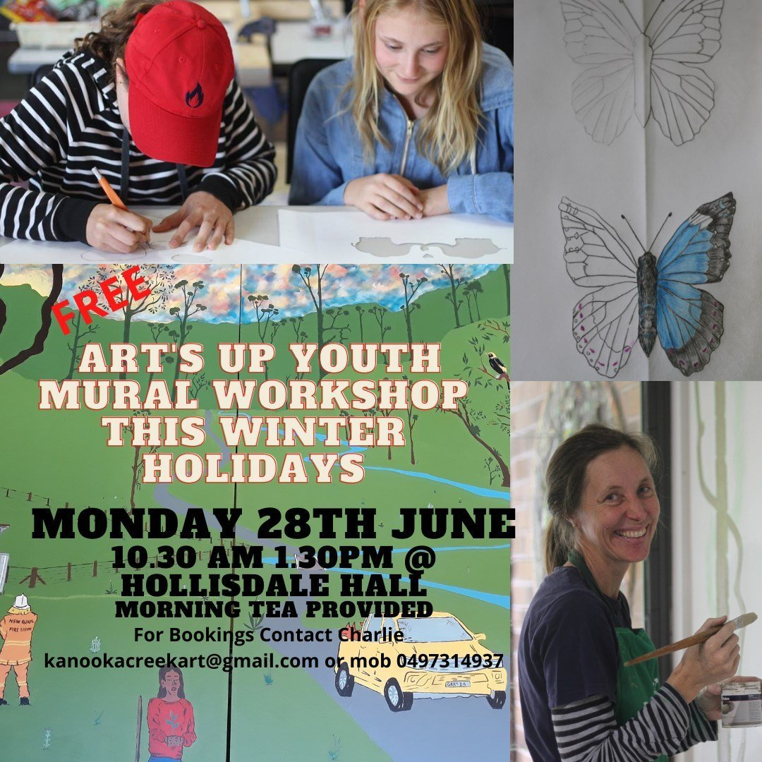 Arts Up Youth Mural Workshop