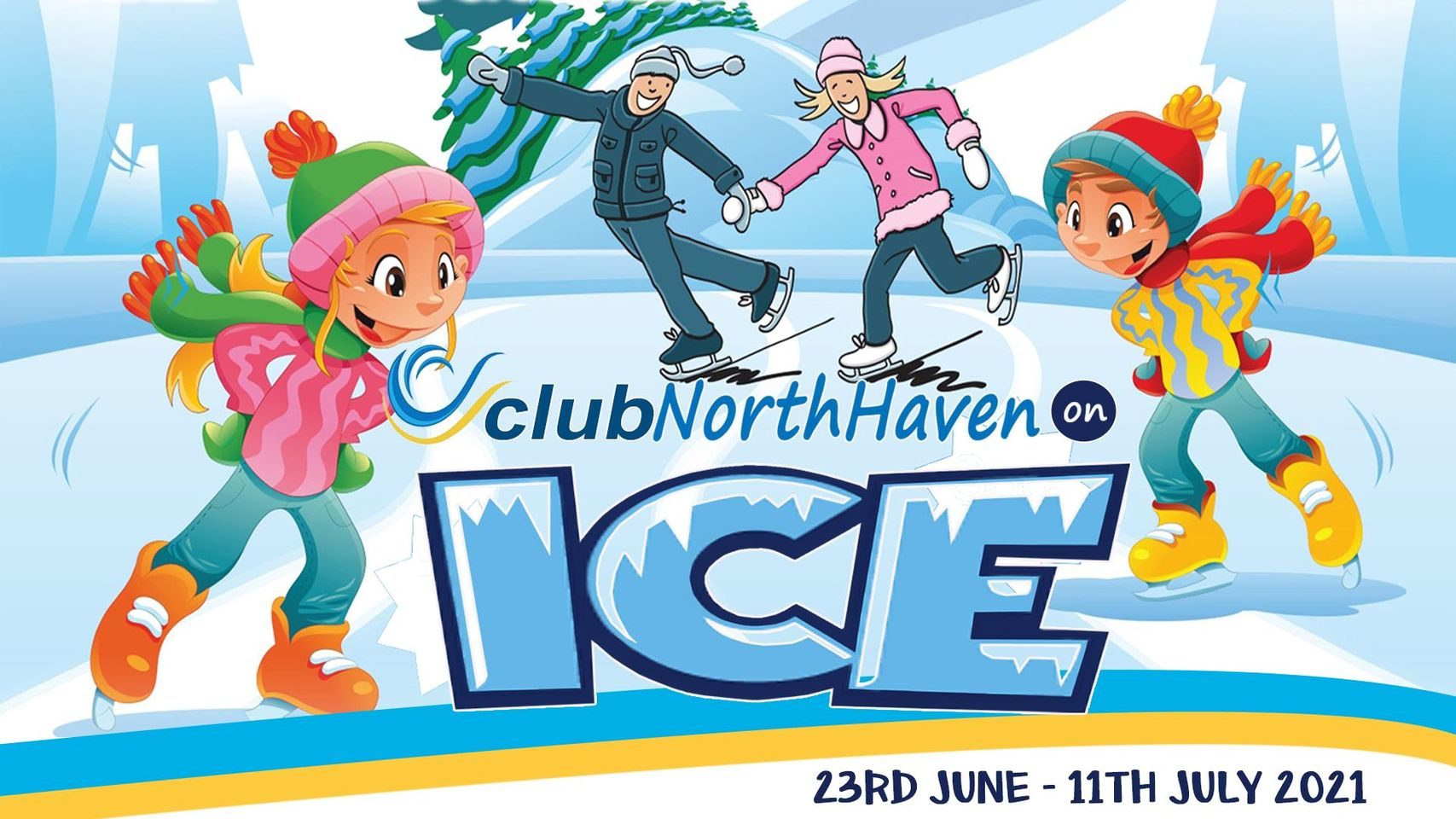 Club North Haven on Ice