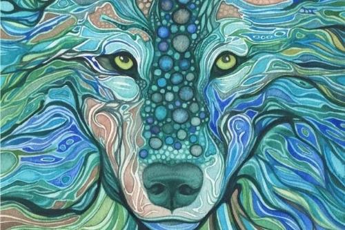 Drawn to Art Wolf Workshop