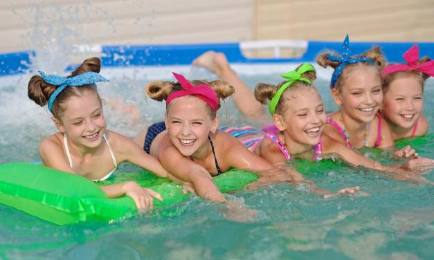 Summer School Holidays 2021